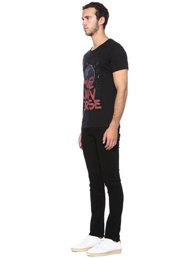 Deep Purple Tişört Siyah